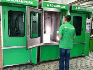 Nová technologie čištění DPF