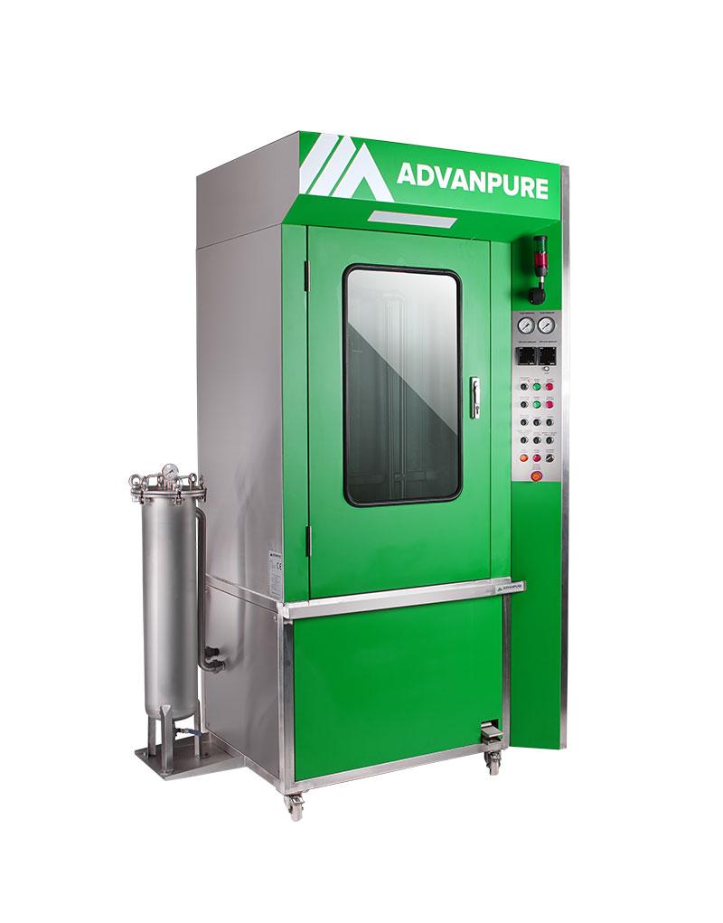 AD4000 DPF Reinigungsmaschine für PKW und Transporter