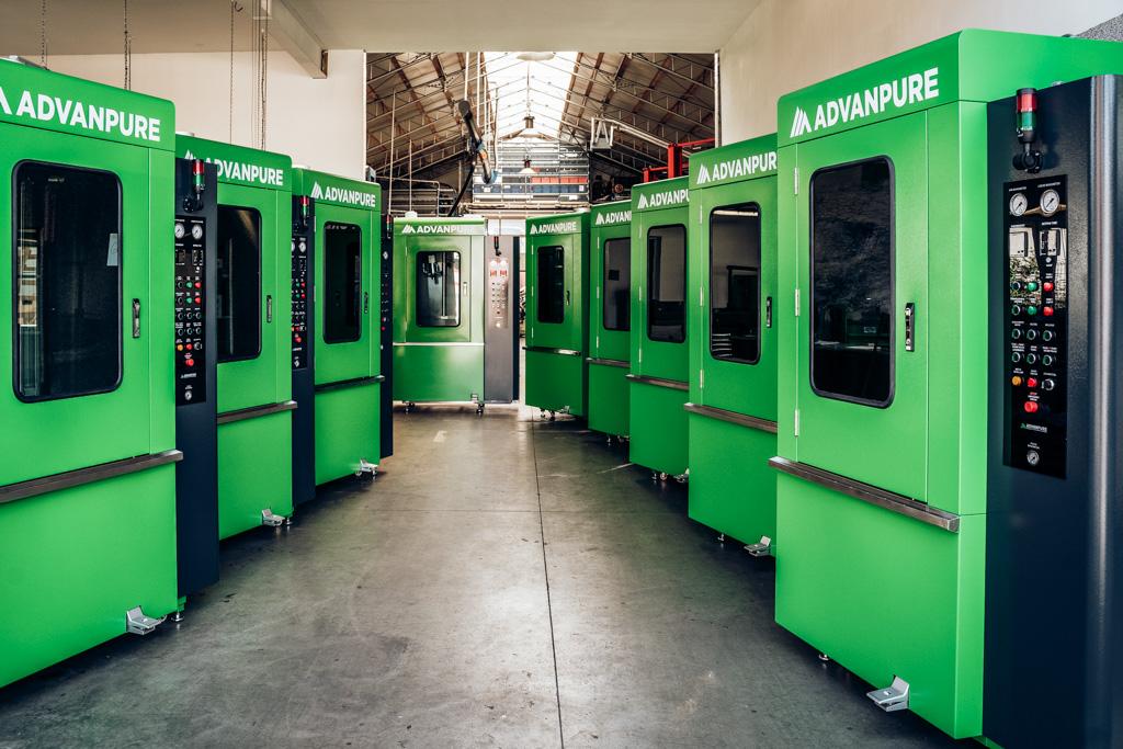 AD5000 DPF Reinigungsmaschine
